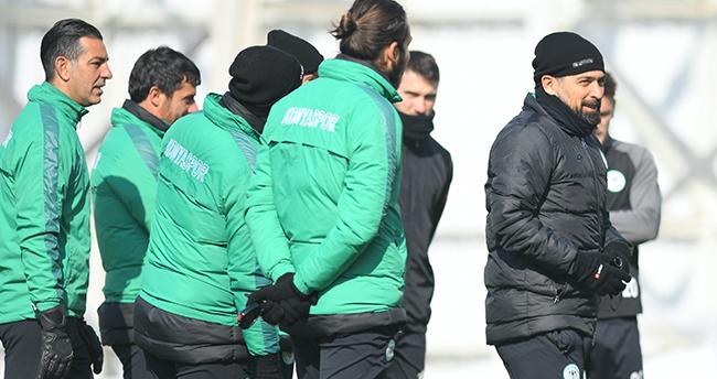 Konyaspor'da sakatlar dönüyor