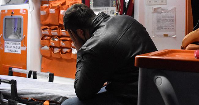 Aksaray'da karantinada olması gereken temaslı sürücü yakalandı