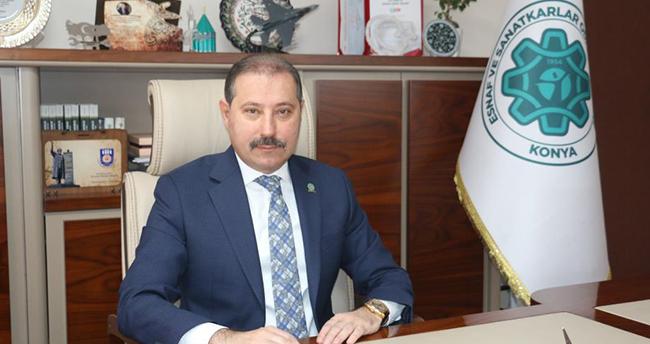 """Başkan Karabacak: """"Esnaflarımız iş yerlerini açmak istiyor"""""""