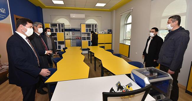 Karatay Belediyesi'nden Konya'nın eğitim ve bilim hayatına önemli katkı