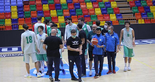 Konya Basket telafi peşinde