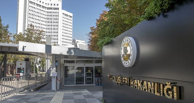 İran'ın Ankara Büyükelçisi, Dışişleri Bakanlığına çağrıldı