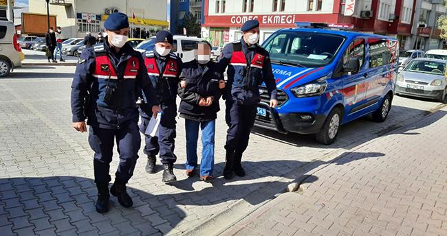 Konya'da iş yerinde çalışanları soyan hırsızlık şüphelisi tutuklandı