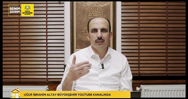 Konya Büyükşehir Youtube Kanalı'nda hayat var