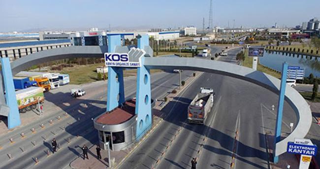 Konya'nın ihracatı %21,85 artarak 213,3 milyon dolar oldu