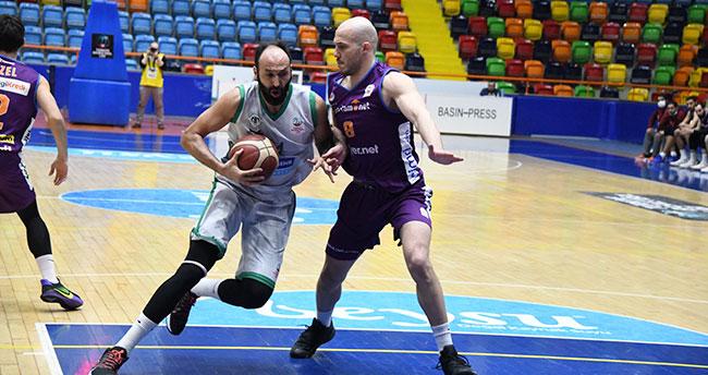 Konya Basket'te Yalova mesaisi