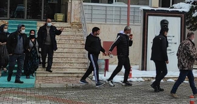 Konya'daki uyuşturucu operasyonunda gözaltına alınan 2 zanlı tutuklandı