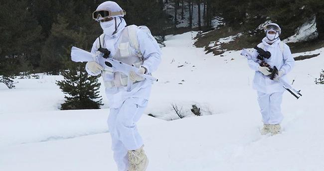 Şubat ayında 126 PKK'lı terörist etkisiz hale getirildi