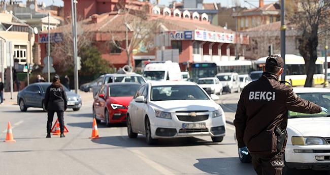"""""""Çok yüksek riskli"""" kategorisindeki Konya'da, denetimler sıklaştı"""