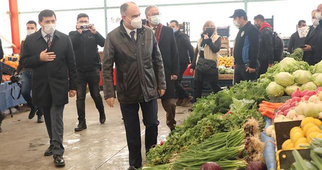"""Konya Valisi Özkan: """"Bu dönemde özellikle ev içi yoğun temaslardan kaçınmalıyız"""""""