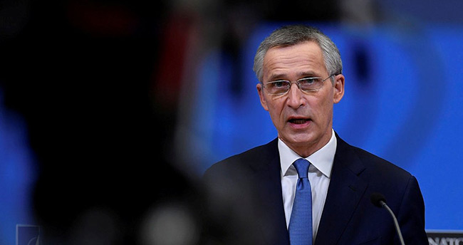 NATO'dan Türkiye'ye başsağlığı mesajı