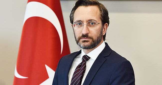 Fahrettin Altun: 'FETÖ de PKK da çağımızın en kalleş terör örgütlerinden'
