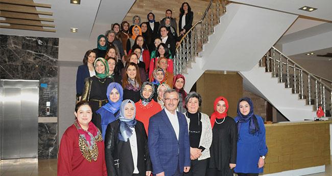 """""""Organize Kadınlar"""" sosyal medyada güç birliği yaptı"""