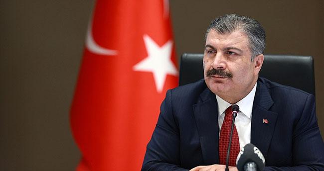 Sağlık Bakanı Koca 100 bin kişiye düşen Kovid-19 vaka sayısının güncel haritasını paylaştı. Konya'da rakamlar korkutuyor…