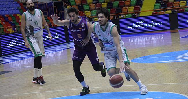 Konya Basket Yalova sınavında