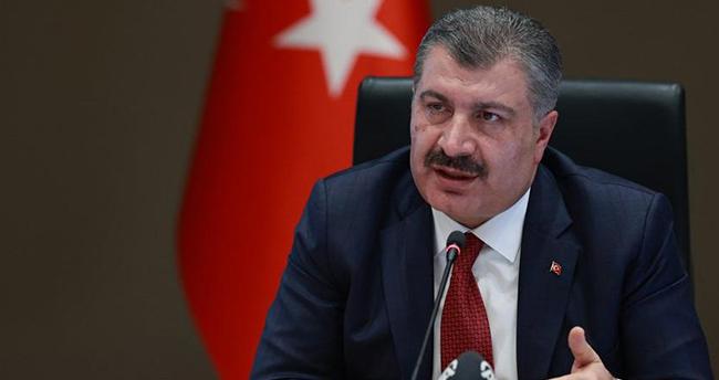 Sağlık Bakanı Fahrettin Koca duyurdu: Vaka görülme oranı en çok artan ve azalan iller! Konya yine listede