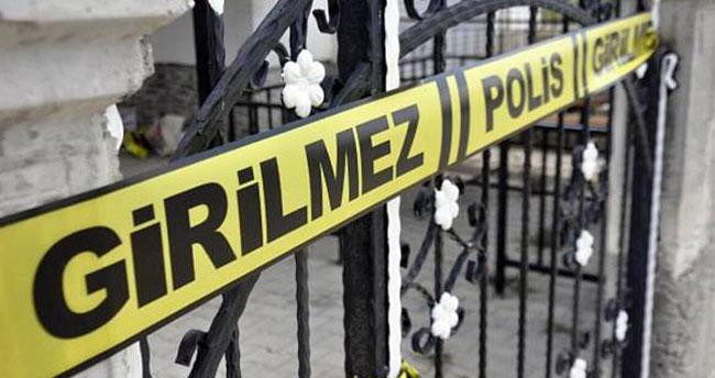 Karaman'da 7 katlı apartman karantinaya alındı