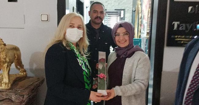 Milliyetçi Hareket Partisi Konya Kadın Kolları Başkanı Selek'den 8 Mart Dünya Kadınlar Günü mesajı