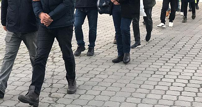 Şanlıurfa merkezli 13 ilde FETÖ operasyonu: 35 gözaltı