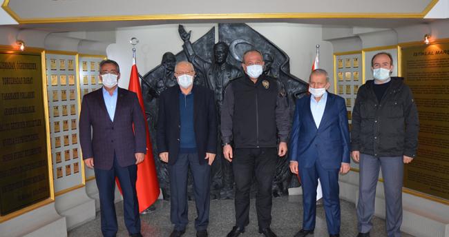 """İl Emniyet Müdürü Aydın: """"Konya'da huzuru devam ettirme gayretindeyiz"""""""