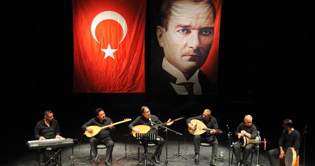 Akşehir'de kahramanlık türküleri konseri
