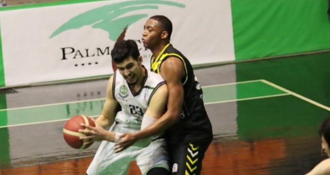 Alkışlar Konya Basket'e