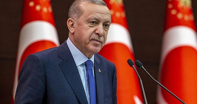 Cumhurbaşkanı Erdoğan'dan Nevruz Günü mesajı