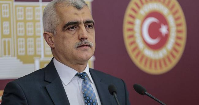 HDP'li Gergerlioğlu TBMM'de gözaltına alındı