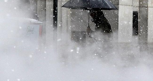 Meteoroloji uyardı: Konya, Karaman, Aksaray, Niğde… Kar geliyor!