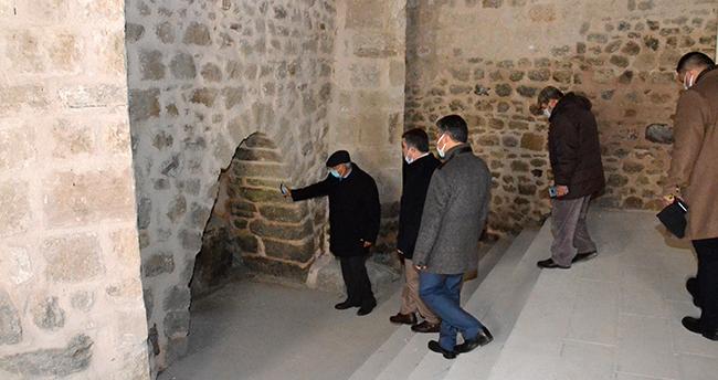 """Restorasyonunda sona yaklaşılan 600 yıllık """"Hatun Hamamı"""" mayısta yeniden kapılarını açacak"""