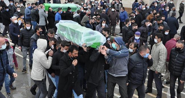 Karaman'da 82 gün sonra dağlık arazide cesedi bulunan şahıs toprağa verildi