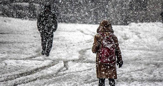 Konya'nın bu ilçelerinde eğitime kar engeli!