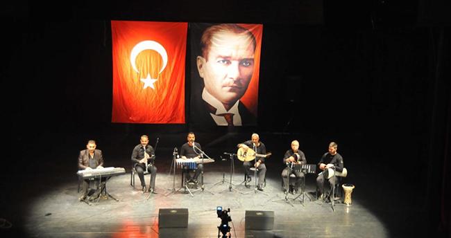 Akşehir Belediyesinin online Türk Sanat Müziği konseri ilgi gördü