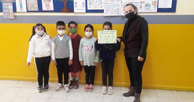 """Kulu'da """"Yeryüzünde Sağlık En Büyük Varlık"""" e-twinning Projesi"""