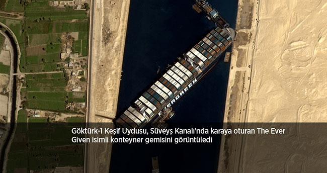 Süveyş Kanalı'ndaki kapanma Avrupa'ya LNG sevkiyatını sekteye uğratıyor