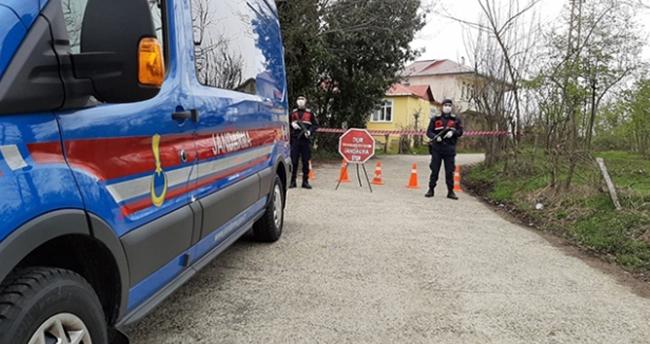 Karaman'da 2 köy Kovid-19 karantinasına alındı