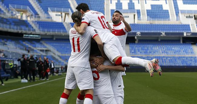 Türkiye ikinci maçından da galibiyetle ayrıldı