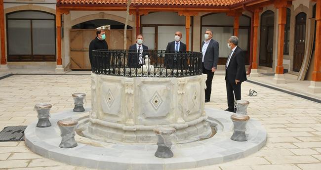 AK Parti Konya İl Başkanı Hasan Angı'dan, Akşehir Belediye Başkanı Akkaya'ya ziyaret