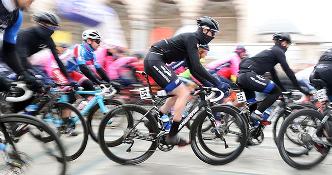 26. Uluslararası Mevlana Bisiklet Turu'nun ilk etabı tamamlandı