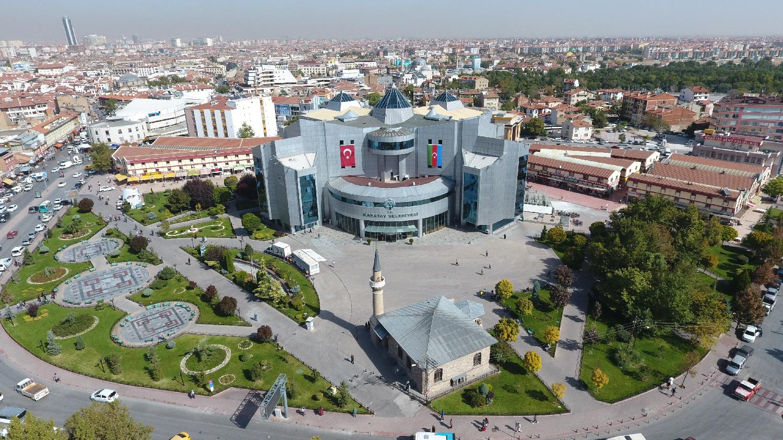 Konya Karatay'da 15 adet arsa ihaleyle satılacak
