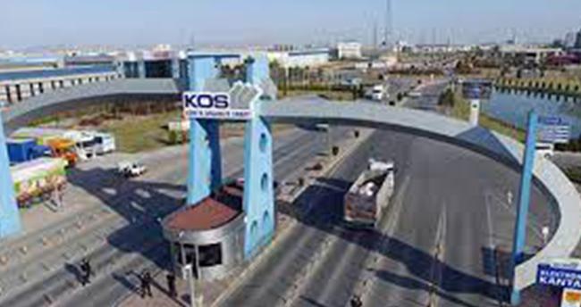 Konya, mart ayında ihracatını yüzde 69.5 oranında artırdı