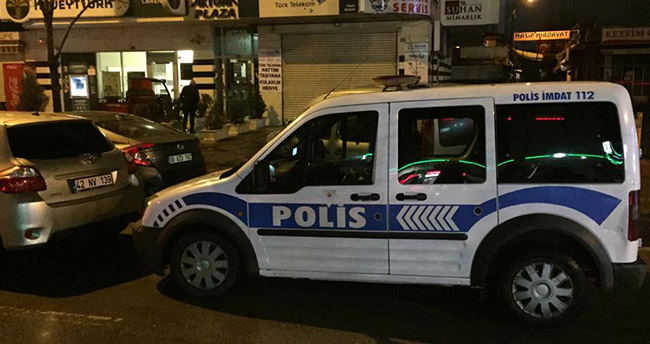 Konya'da bir kişi iş yerinde başından silahla vurulmuş halde ölü bulundu