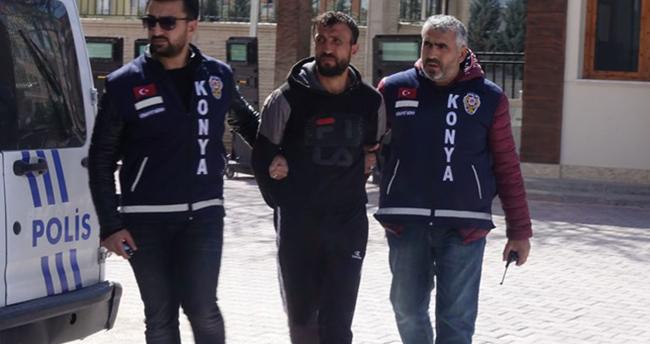 Konya'da eniştesiyle tartışırken ablasını öldüren sanığa müebbet hapis cezası verildi