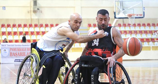 Tekerlekli Sandalye Basketbolda lig hazırlığı