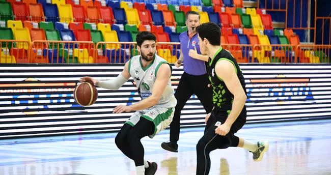 Konya Basket'te keyifler kaçtı