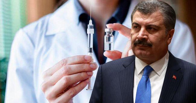 Sağlık Bakanı Koca: Türkiye, kendi aşısını henüz üretmemiş ülkeler içinde en çok aşı yapan ülke
