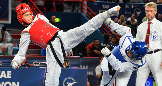 Avrupa Şampiyonası Bulgaristan'da
