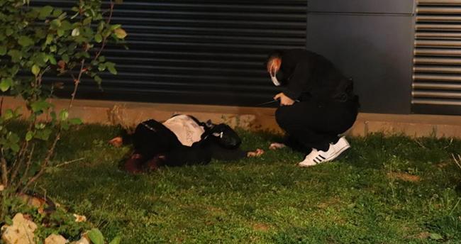 Kumar oynarken basılan kadın 2. kattan atlayıp yaralandı…Eşi elbiselerini parçaladı