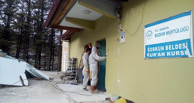 BİMDER Kuran kursu öğrencileri için sosyal tesis yapıyor