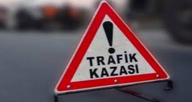 Seydişehir'de köpeğe çarpmamak için direksiyonu kırarak kaza yapan motosiklet sürücüsü yaralandı